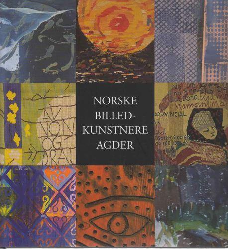NORSKE BILLEDKUNSTNERE. AGDER.