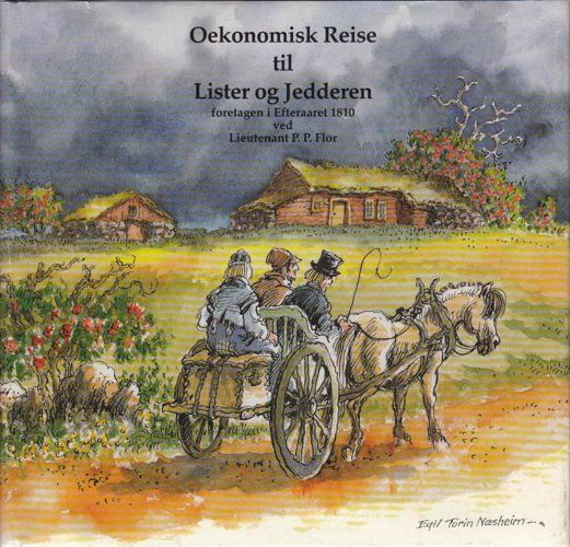 Oekonomisk Reise til Lister og Jedderen, foretagen i Efteraaret 1810.