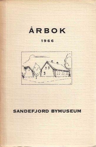 ÅRBOK SANDEFJORD BYMUSEUM.