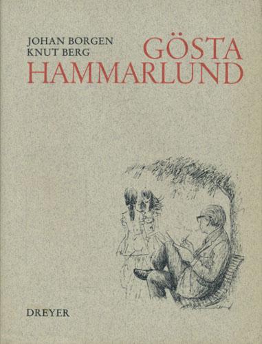 (HAMMARLUND, GÖSTA) Gösta Hammarlund.