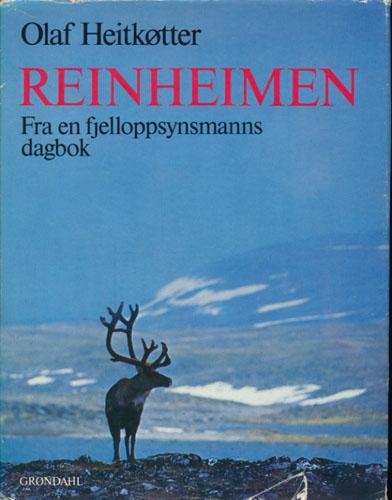Reinheimen. Fra en fjelloppsynsmanns dagbok.