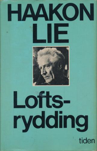 Loftsrydding.