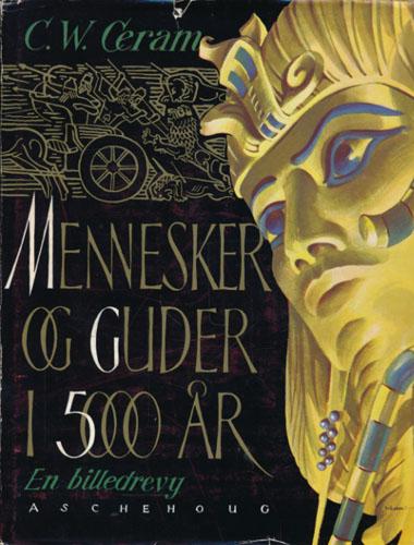 (MAREK, KURT:) Mennesker og guder i 5000 år - en billedrevy.