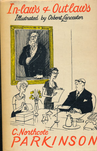 In-Laws & Outlaws. Illustrated by Osbert Lancaster.