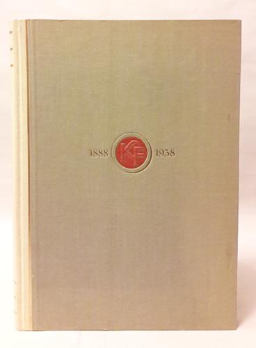 Kristiania Folkebank 1888-1938. En oversikt i anledning av 50 Års-Jubileet.