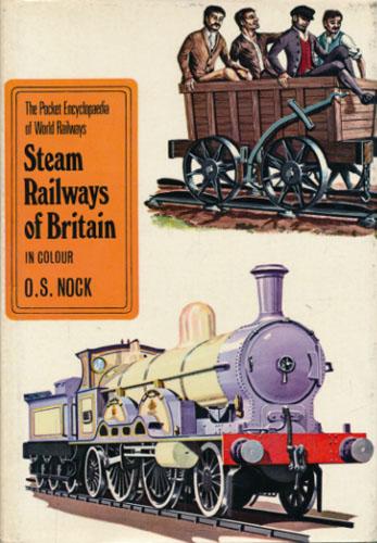 Steam Railwais of Britain i Colour.