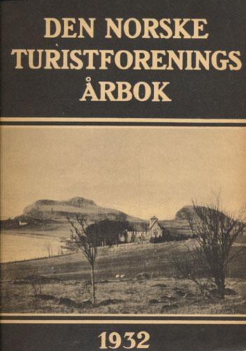 DEN NORSKE TURISTFORENINGS ÅRBOK.