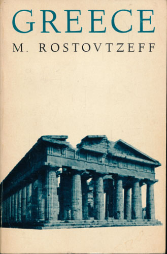 Greece. Translated from the Russian by J.D. Duff. Eilas J. Bickerman (ed.).
