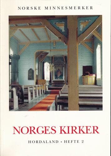 Norges Kirker. Hordaland.