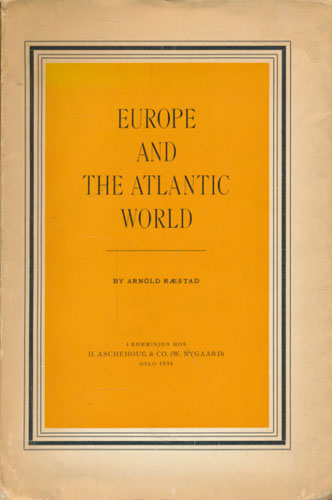 Eurpoe and the Atlantic World.