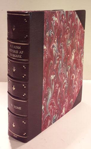 Historie af Danmark, fra Aar 1157 til 1182. VII. Tome (av XIV).