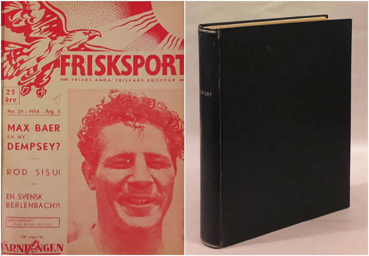 FRISKSPORT / FRISKSPORT MED SWING.
