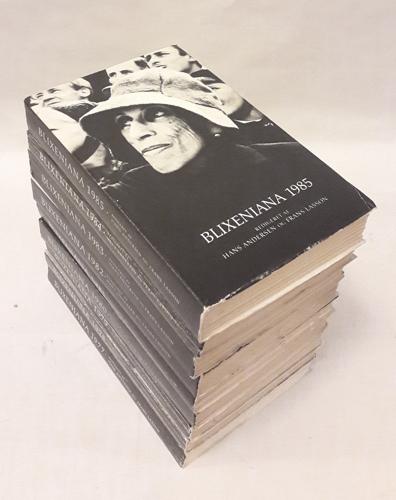 (BLIXEN, KAREN) Blixeniana. Redigeret af Hans Andersen og Frans Lasson.