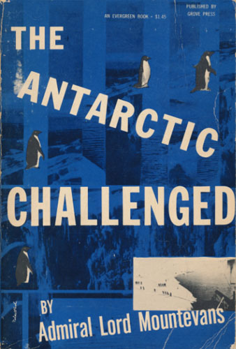 The Antarctic Challenged.