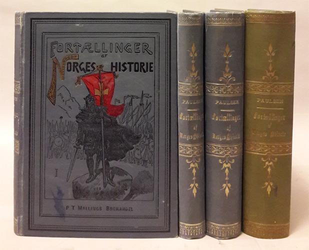 Fortællinger af Norges Historie. Ved -.