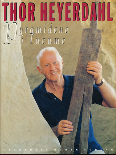 Pyramidene i Tucume. Oversatt av Lise Lian i samarbeid med forfatteren. Med tegninger av Percy Fiestas.