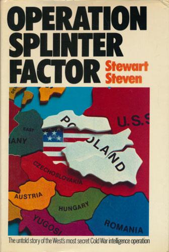 Operation Splinter Factor.