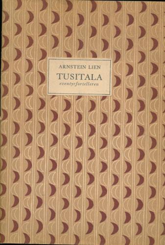 (STEVENSON, ROBERT LOUIS) Tusitala eventyrfortelleren. På hundreårsdagen for Robert Louis Stevensons fødsel.