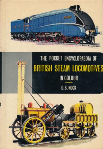 British Steam Locomotives in Colour.