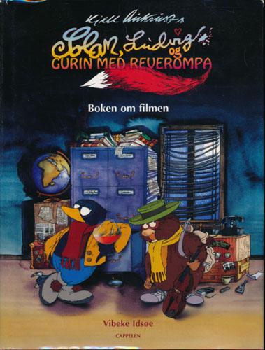 (AUKRUST, KJELL) Solan, Ludvig og Gurin med reverompa. Boken om filmen.