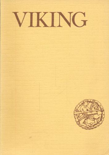 VIKING 1977  (ryggtittel).  Tidsskrift for norrøn arkeologi.