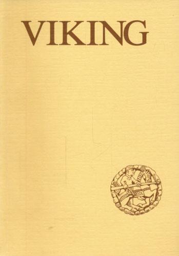 VIKING 1978  (ryggtittel).  Tidsskrift for norrøn arkeologi.