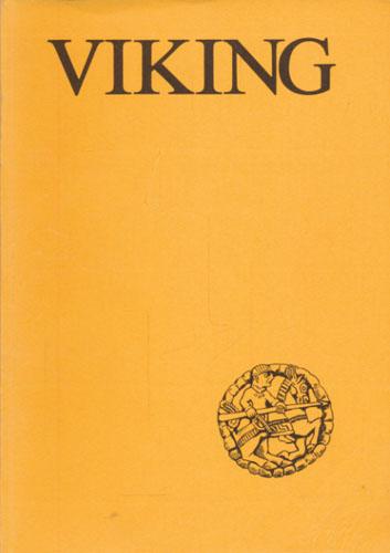 VIKING 1981  (ryggtittel).  Tidsskrift for norrøn arkeologi.