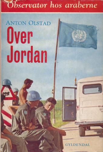 Over Jordan. Observatør hos araberne.