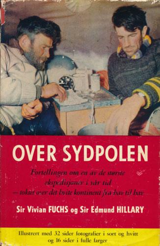 Over Sydpolen. Oversatt av Hans Braarvig.