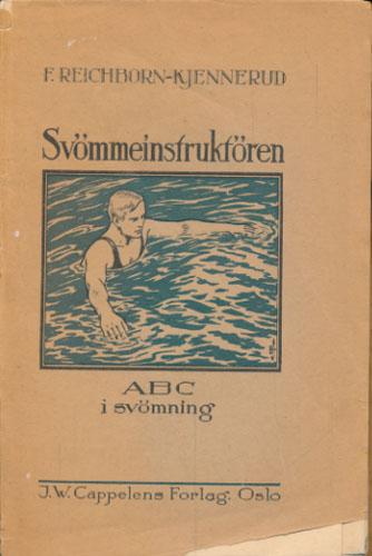 Svømmeinstruktøren. A-B-C i svømming.