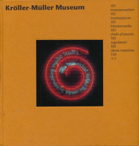 KRÖLLER-MÜLLER MUSEUM  101 meesterwerken.