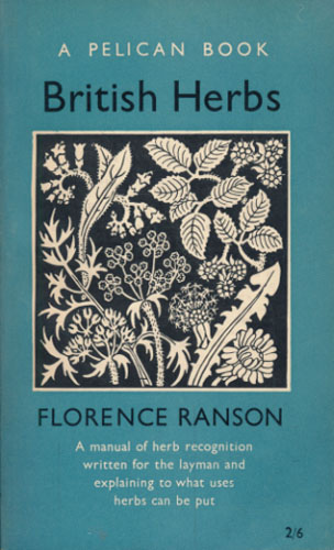 British Herbs. With illustrations by Edith Longstreth Thompson.