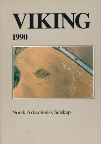 VIKING.  Tidsskrift for norrøn arkeologi.