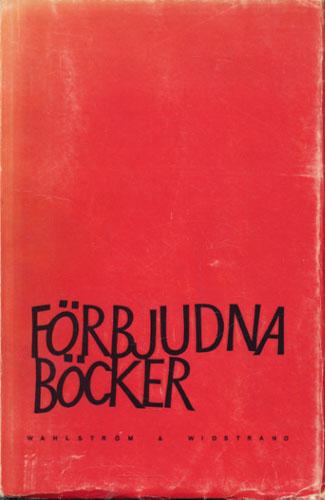 Förbjudna böcker och nordisk debatt om tryckfrihet och sedlighet.