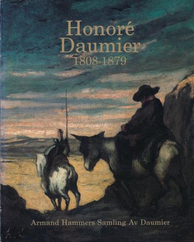 (DAUMIER, HONORE) Honoré Daumier 1808-1879. Samling av Armand Hammers Daumier. Grunnlagt av George Longstreet.