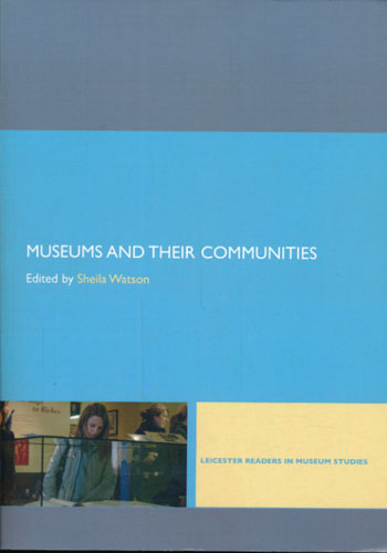 Museums and their Communities.