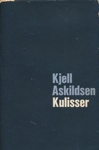 Kulisser. Noveller.