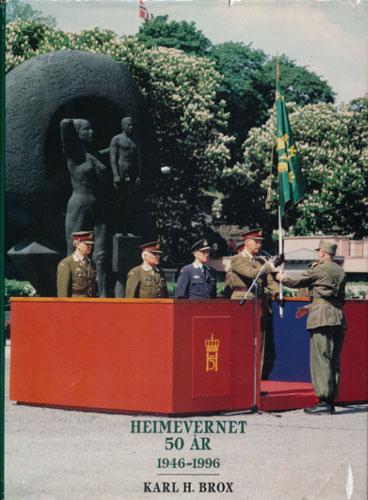 Heimevernet 50 år 1946-1996.